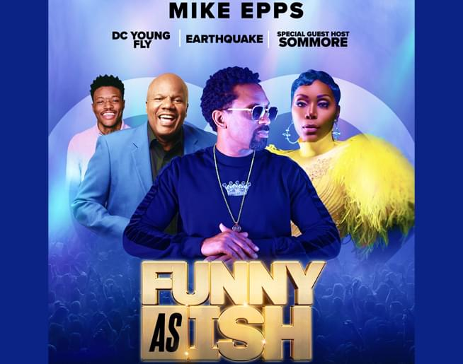 Mike Epps LIVE at Municipal Auditorium on February 17th