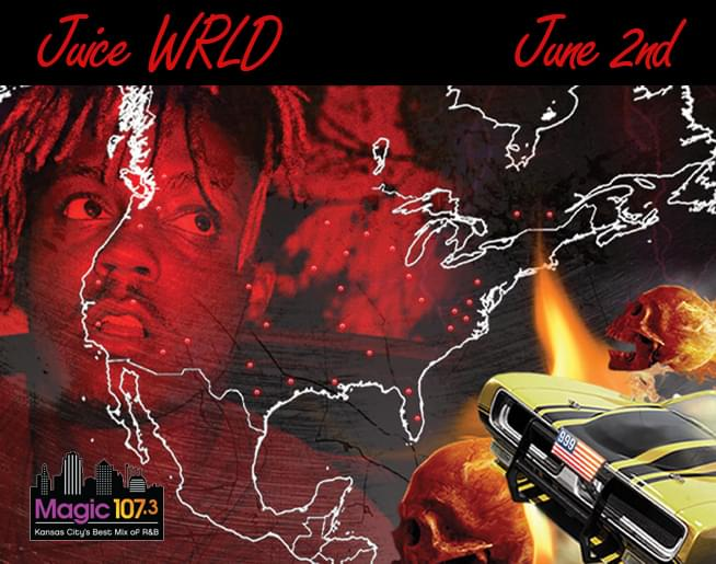 Juice WRLD: Death Race for Love Tour – June 2nd