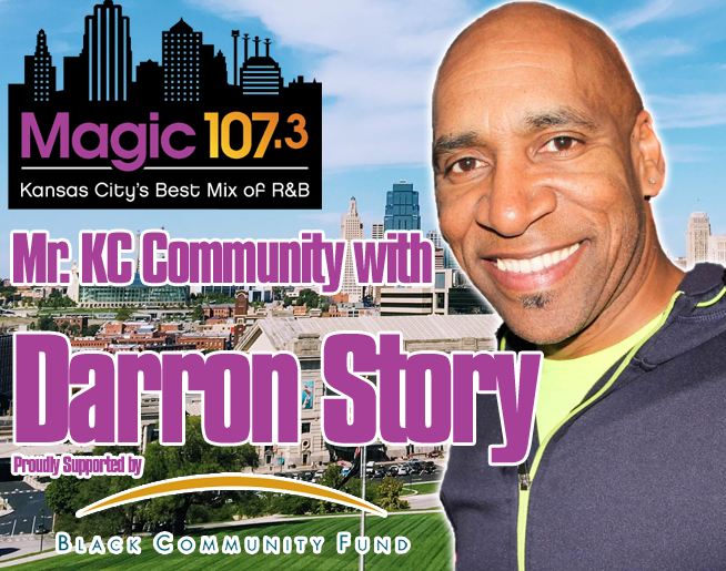 Mr. KC Community with Darron Story