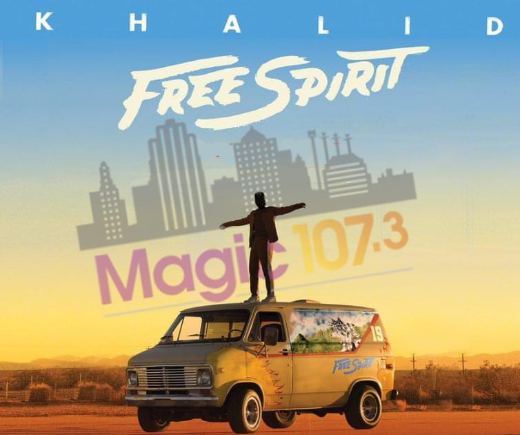 Khalid LIVE at Sprint Center on July 21st