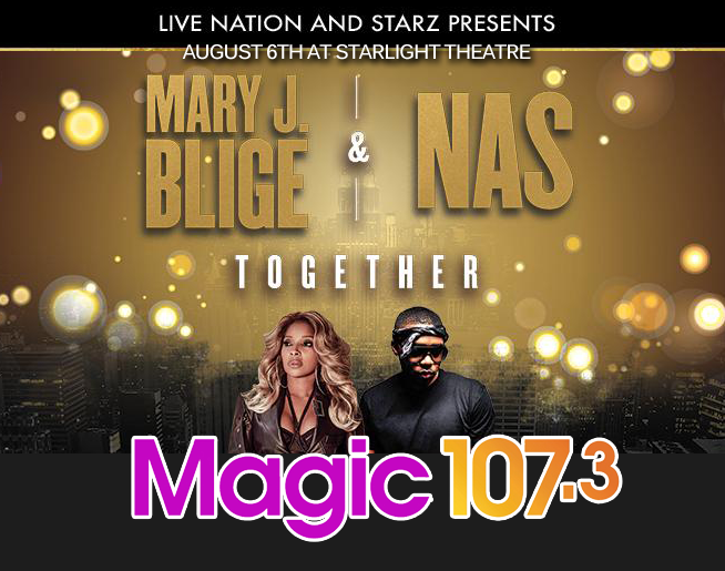 Mary J. Blige & NAS at Starlight Theatre