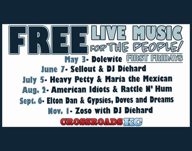 First Friday Free Concert Series