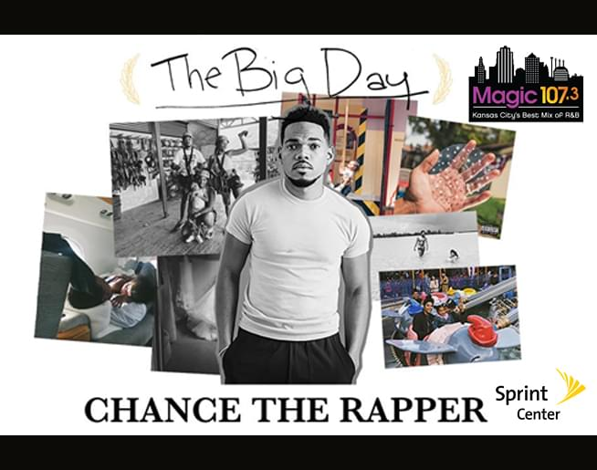 Chance The Rapper / Sprint Center / Sept 26th
