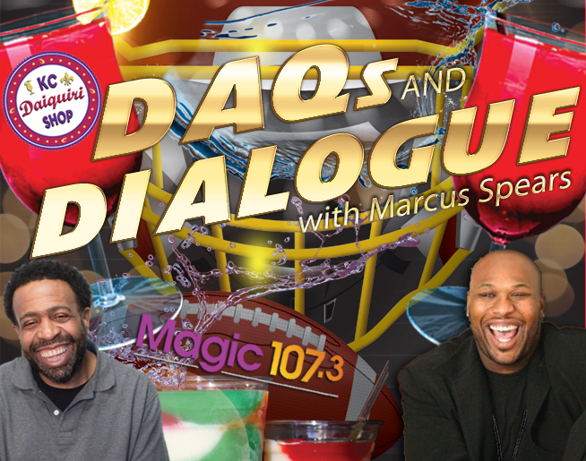 Join Big Vic THIS Monday for Daqs and Dialogue with Marcus Spears