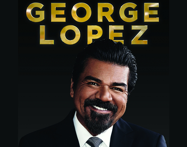 George Lopez October 5 at Uptown Theater