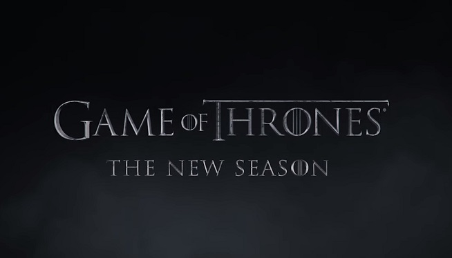 'Game of Thrones' Trailer