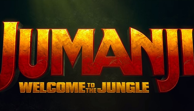 Jumanji Movie Trailer!