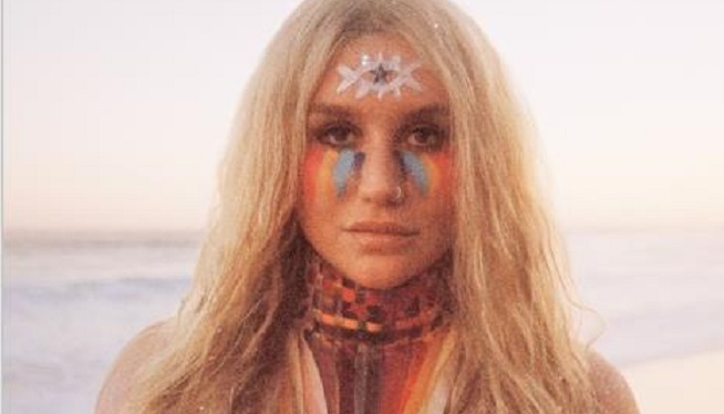 "New Music: Kesha ""Praying"""