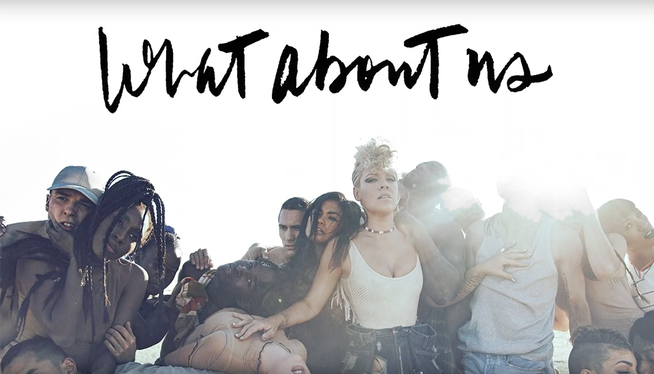 "New Music: P!nk ""What About US"""