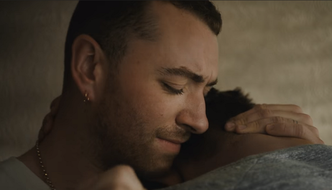 "Sam Smith ""Too Good at Goodbyes"" Video"