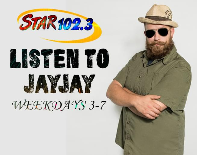 LISTEN TO JAYJAY EVERY AFTERNOON