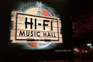 Eugene has a NEW venue for you to check out!