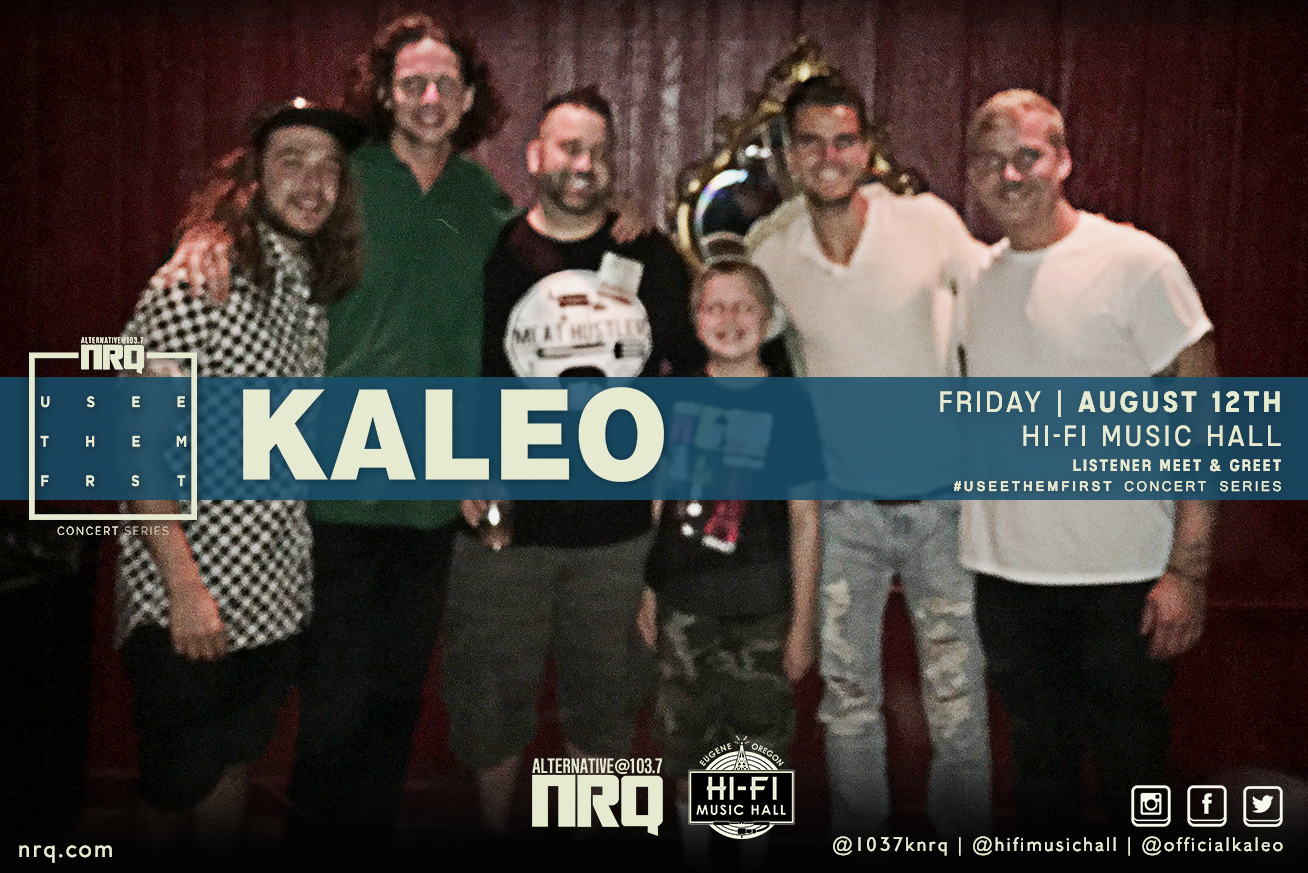 Knrq Kaleo Meet And Greet Slide03d Knrq Fm
