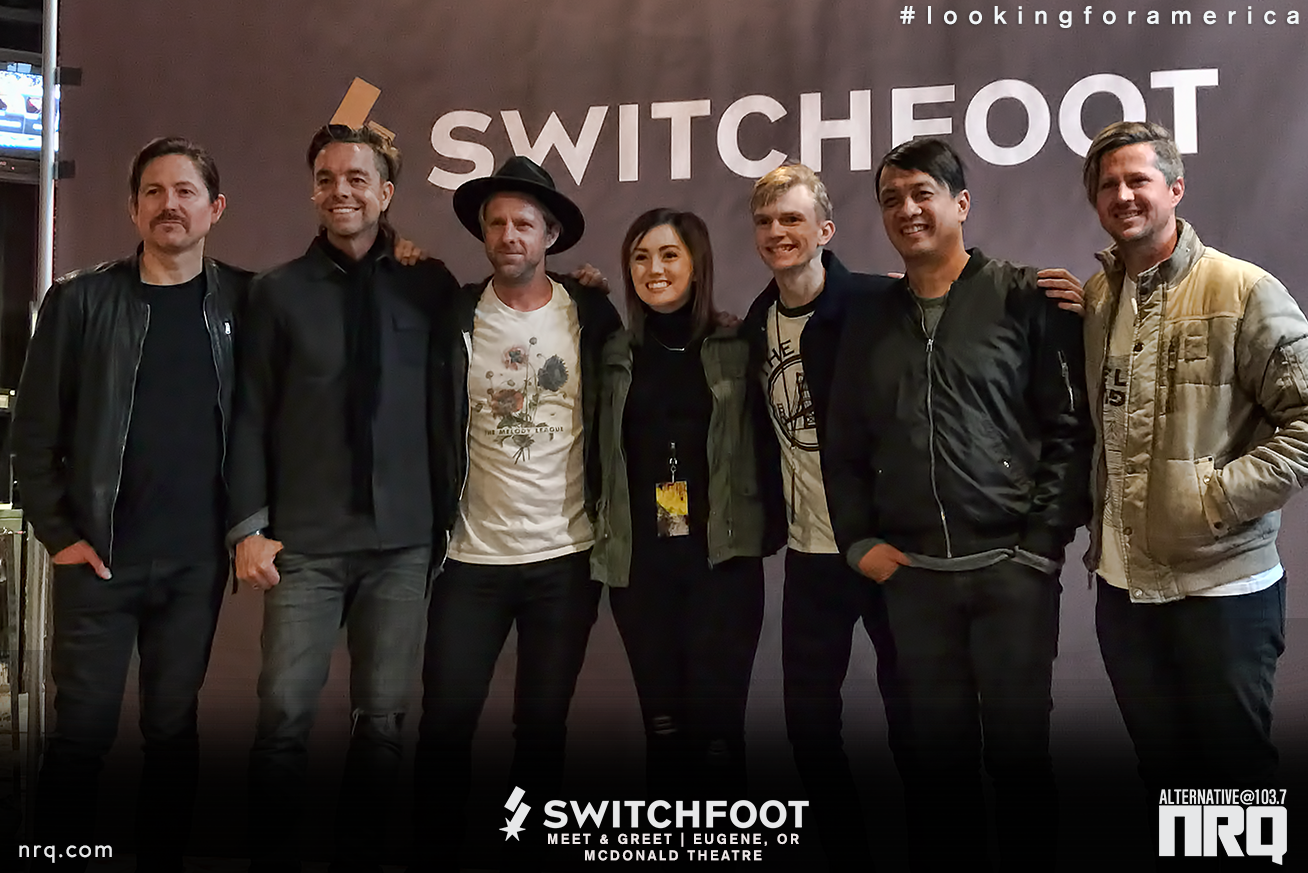 Switchfoot Meet And Greet Master Slide12 Knrq Fm