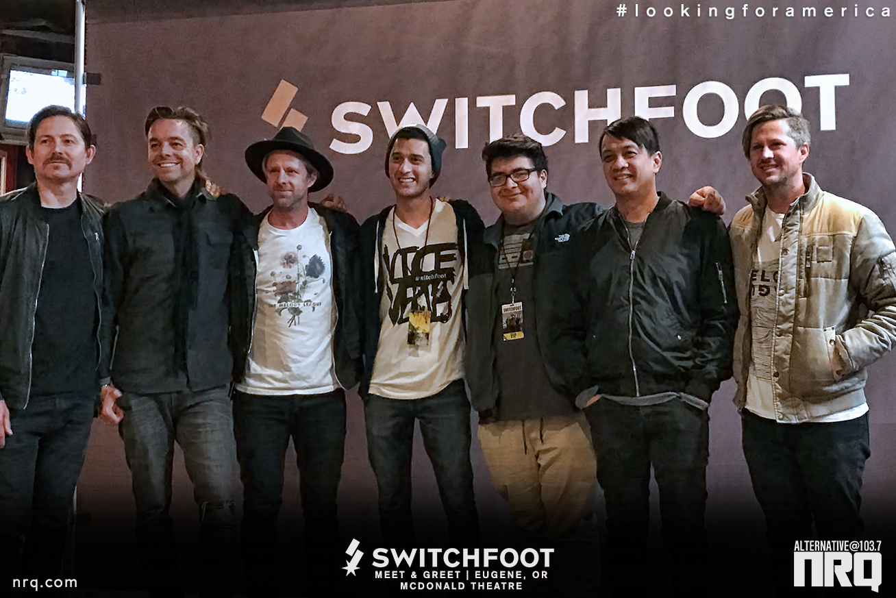 Switchfoot Meet And Greet Master Slide13 Knrq Fm