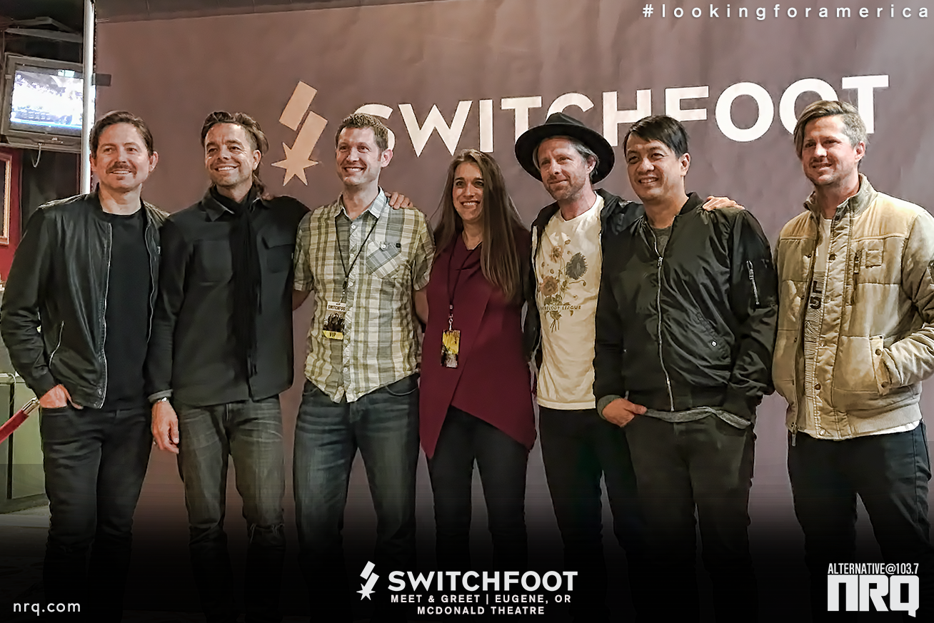 Switchfoot Meet And Greet Master Slide14 Knrq Fm