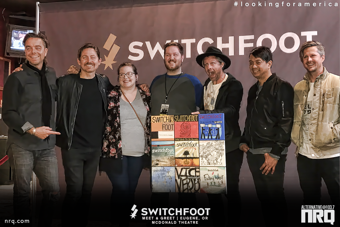 Switchfoot Meet And Greet Master Slide15 Knrq Fm