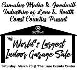 World's Largest Indoor Garage Sale