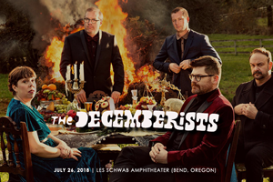 THE DECEMBERISTS with WHITNEY