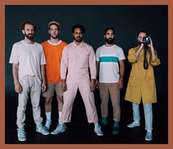 YOUNG THE GIANT IN EUGENE