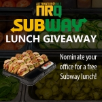 Win A Free Subway Lunch With KNRQ