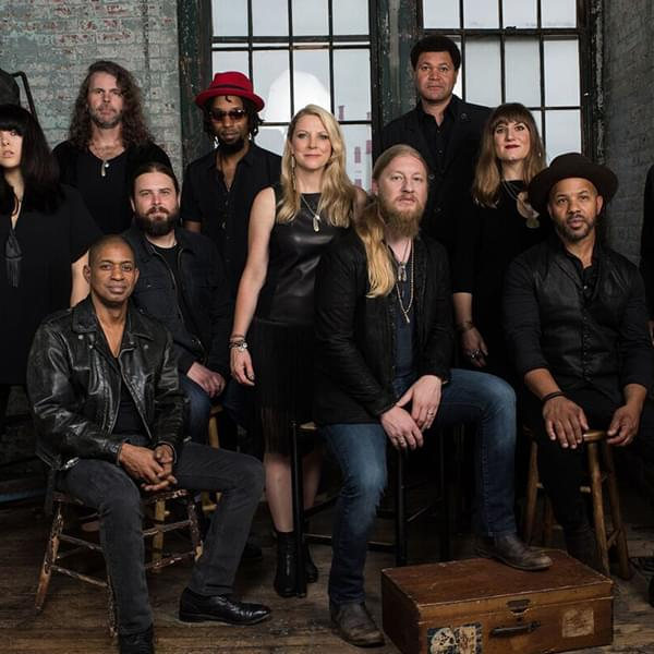 TEDESCHI TRUCKS BAND IN SALEM