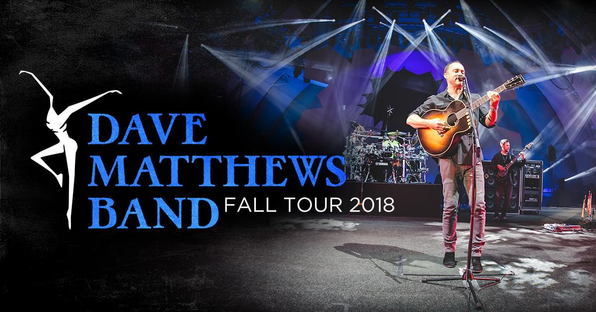DAVE MATTHEWS BAND @ SUNLIGHT SUPPLY