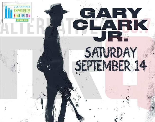 GARY CLARK JR IN BEND