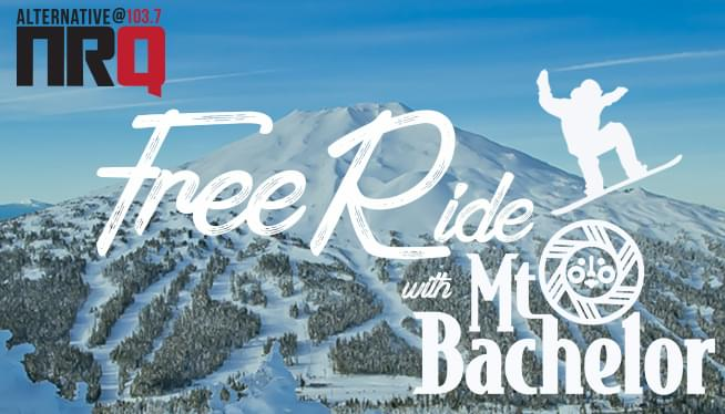 Free Ride w/ Mt Bachelor & NRQ