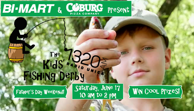 Radio Unica Kids' Fishing Derby