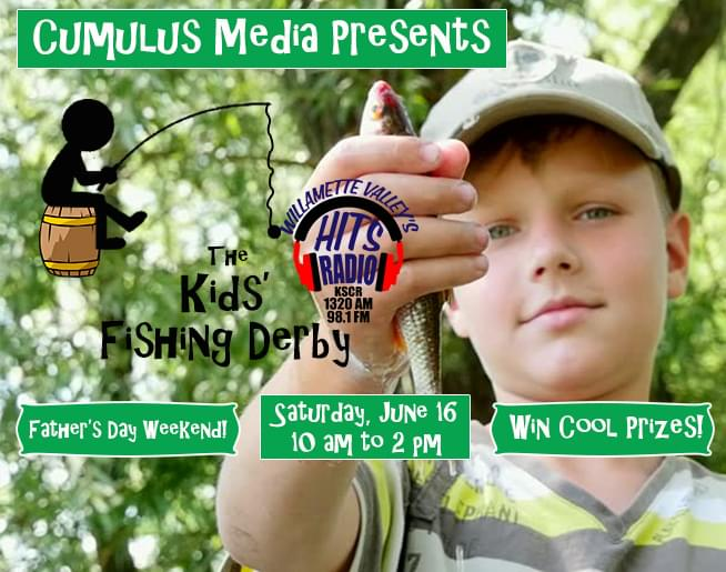 Hits Kids' Fishing Derby