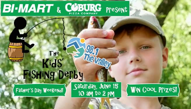 The Valley Kids' Fishing Derby
