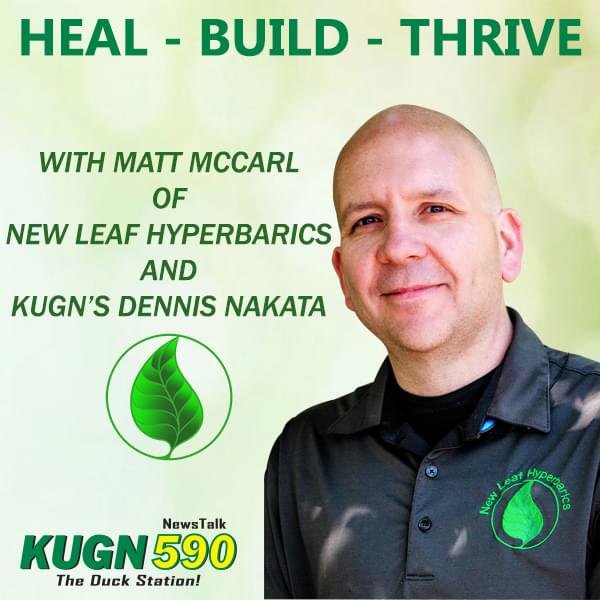 Heal, Build, & Thrive!