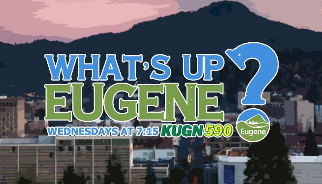 What's Up, Eugene!?
