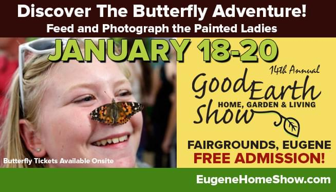 Check Out The 14th Annual Good Earth Show
