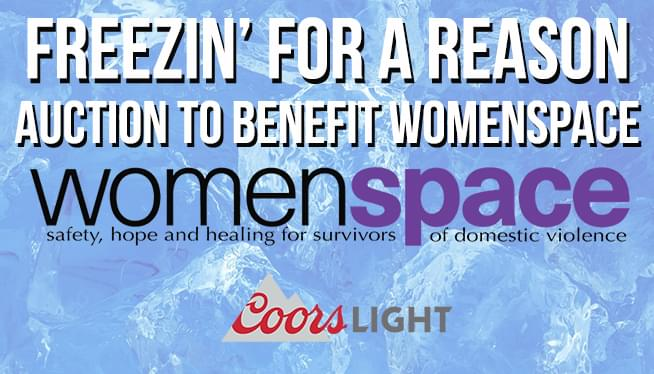Coors Light's Freezin For A Reason