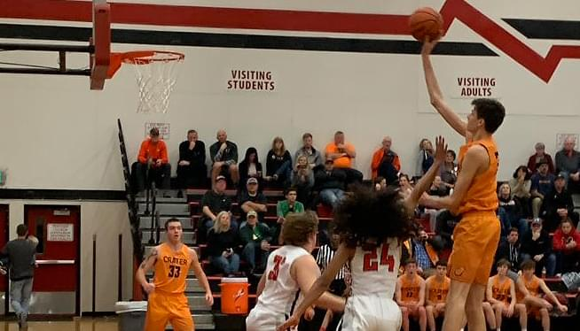 Thurston Outlasts Crater 63-43