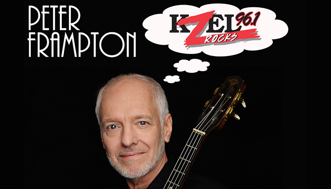 Throwback Thursday: Peter Frampton Interview
