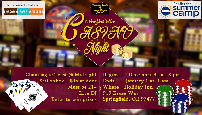Casino Night 2017