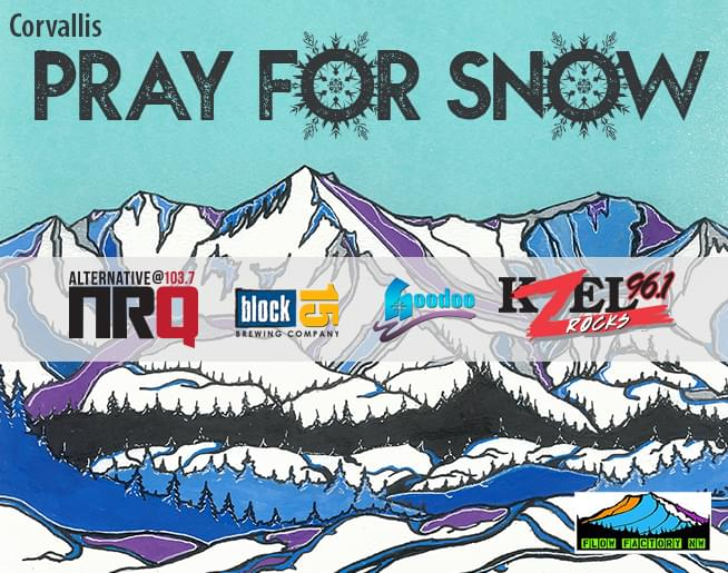 CORVALLIS PRAY FOR SNOW 2018