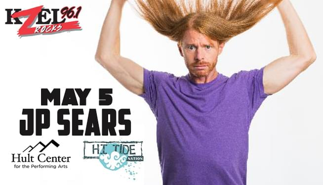 Check Out JP Sears At The Hult Center
