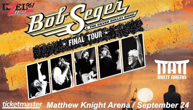Bob Seger & The Silver Bullet Band at MKA