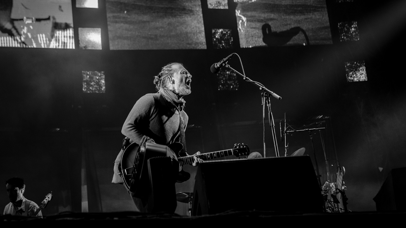 Radiohead to Headline Coachella 2017