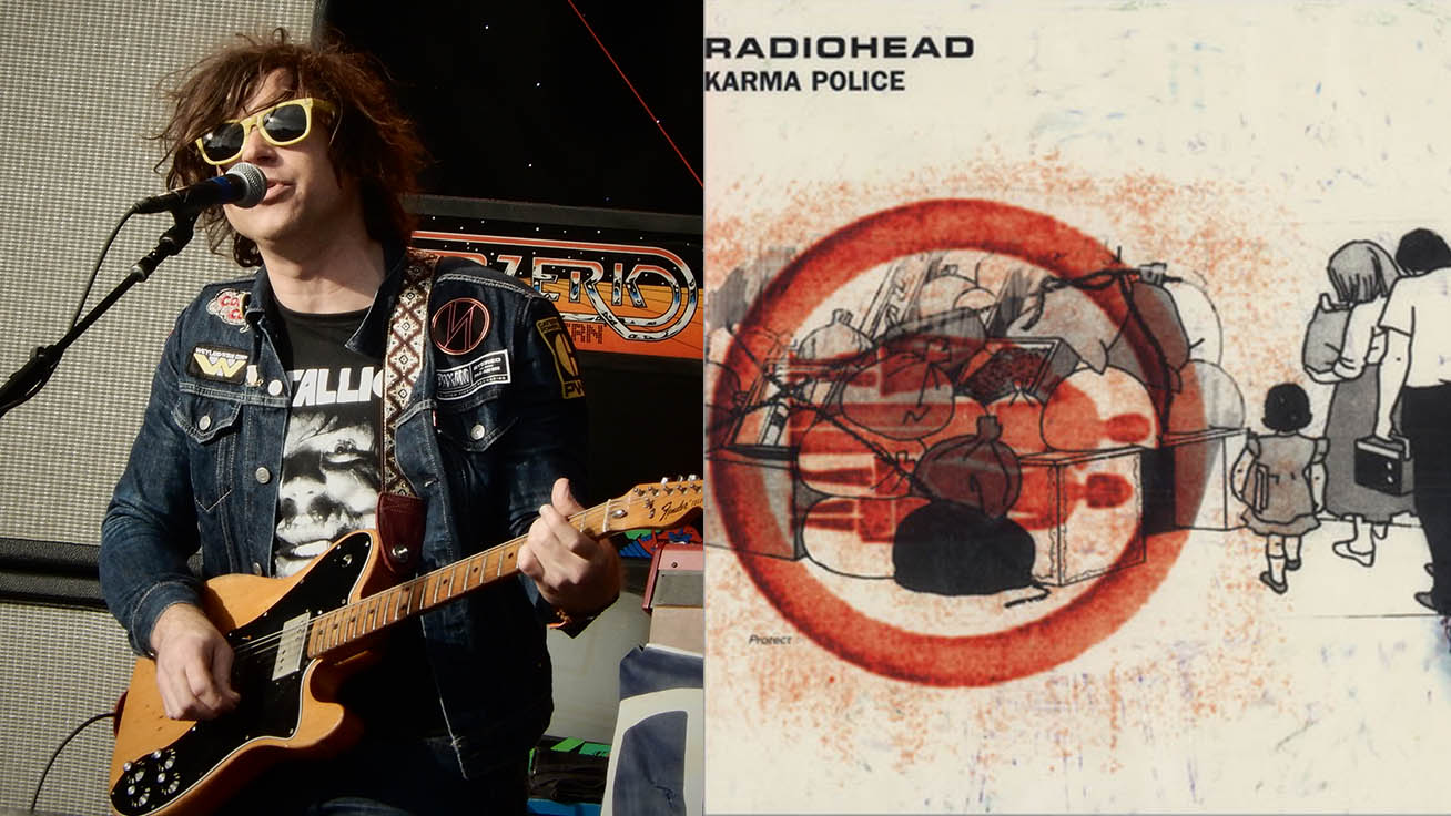 Ryan Adams Covers Radiohead's Karma Police
