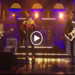 """Kings of Leon's Perform""""Find Me"""" on The Late Night Show"""