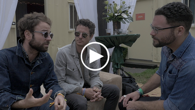 Inside Outside Lands: Dawes talks about music's interesting place in politics