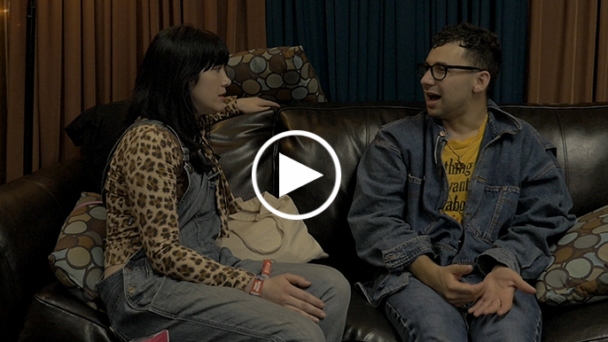 Inside Outside Lands: Bleachers frontman Jack Antonoff opens up about dealing with grief