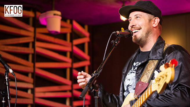 KFOG Private Concert: Portugal. The Man – Interview
