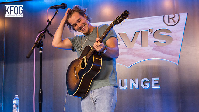 """KFOG Private Concert: Andreas Moe – """"Calling Out"""""""