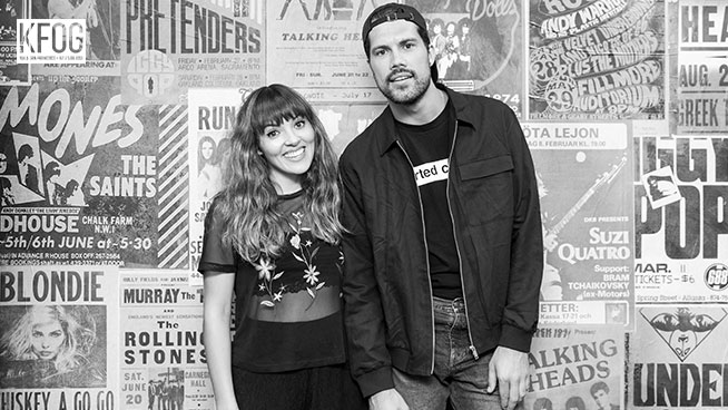 KFOG Private Concert: Oh Wonder – Gallery